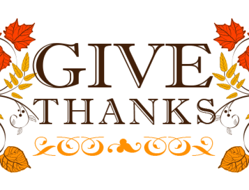 Giving Thanks…Even When You Don't Feel Like It